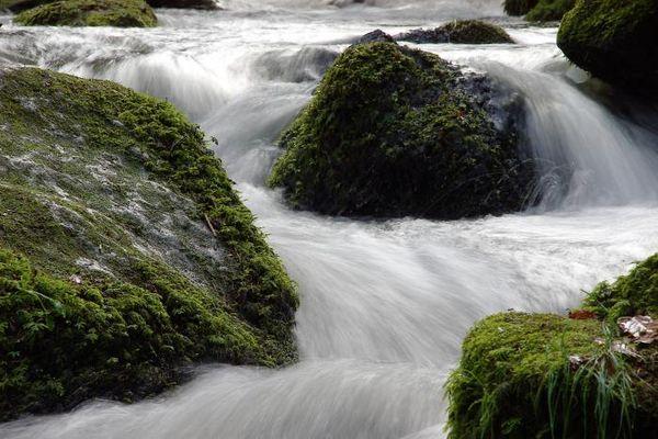 Silberbach-Wasserfall 2
