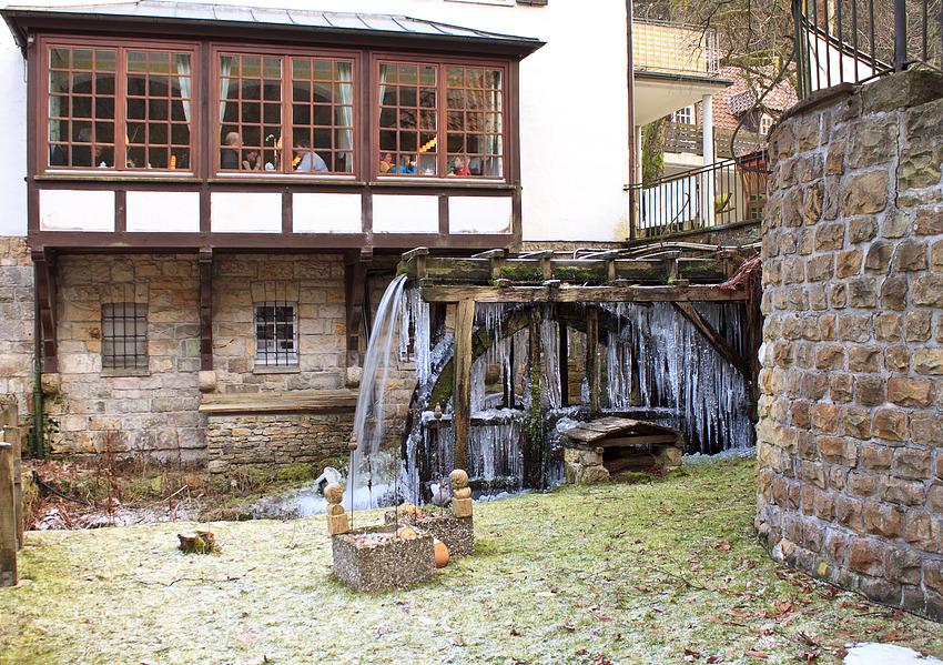 Silbermühle 1