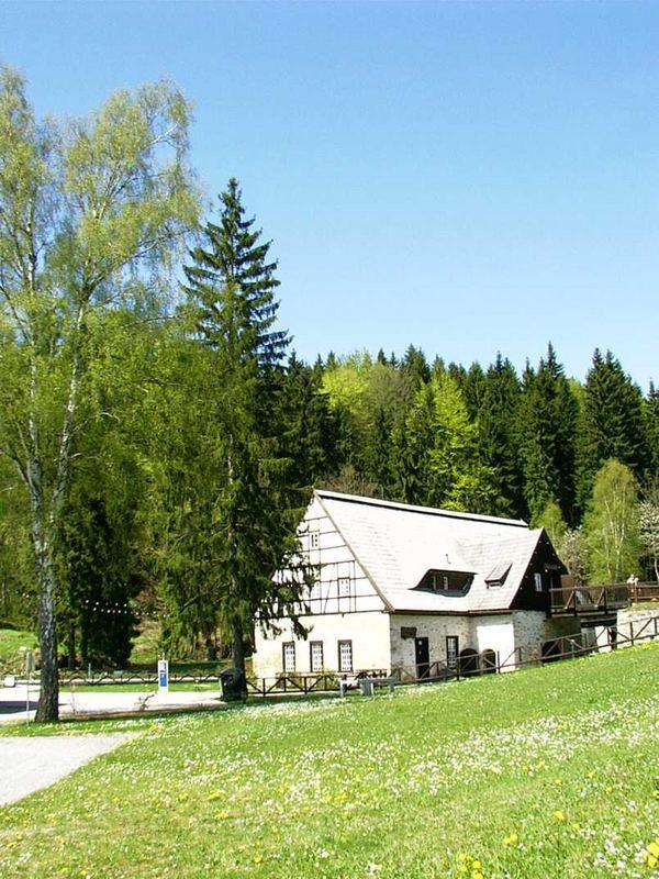 Silberwäsche Antonsthal