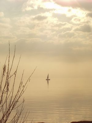 silence at the lake of constance