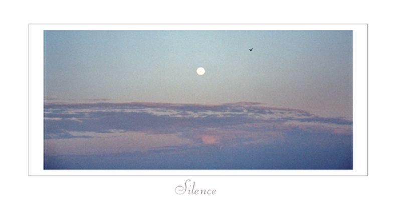 - Silence -