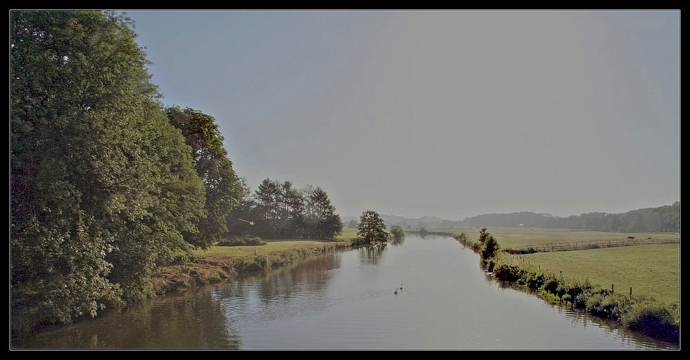 silence river