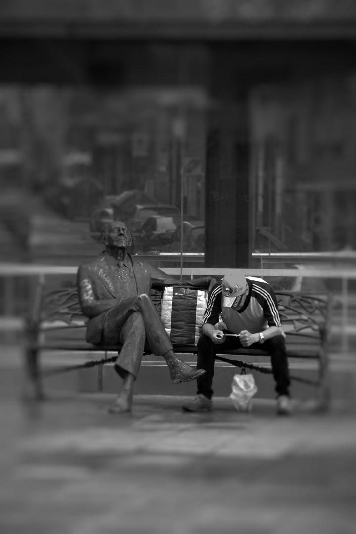 Silenciosa compañia