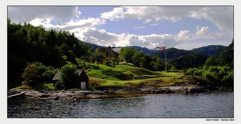 silent fjord
