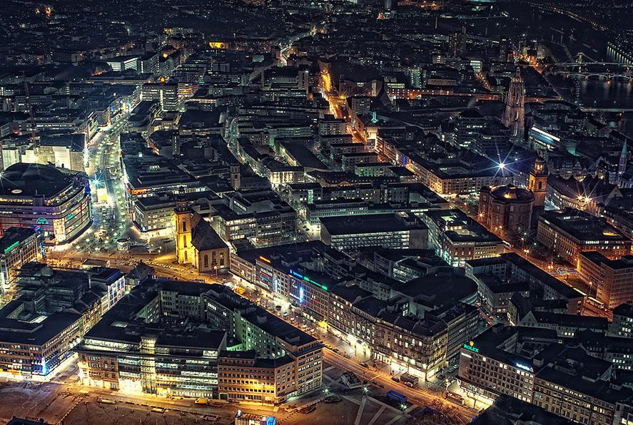 Silent Frankfurt