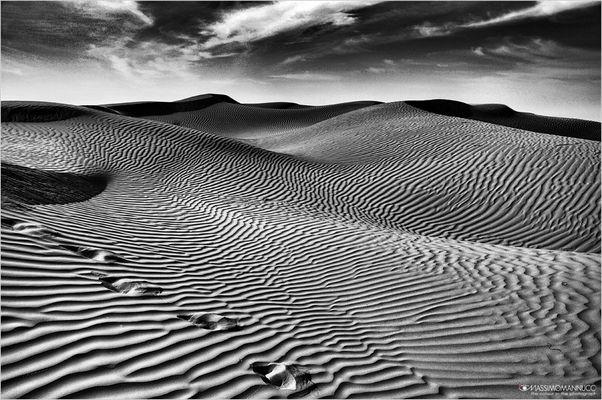 Silenzi di Sabbia #2 (Le rughe)