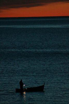 silenzio sul mare