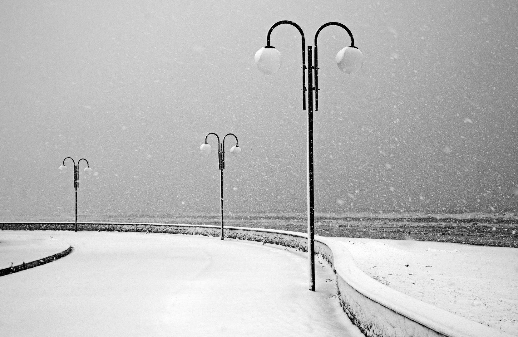 Silenzio...parla l'inverno !