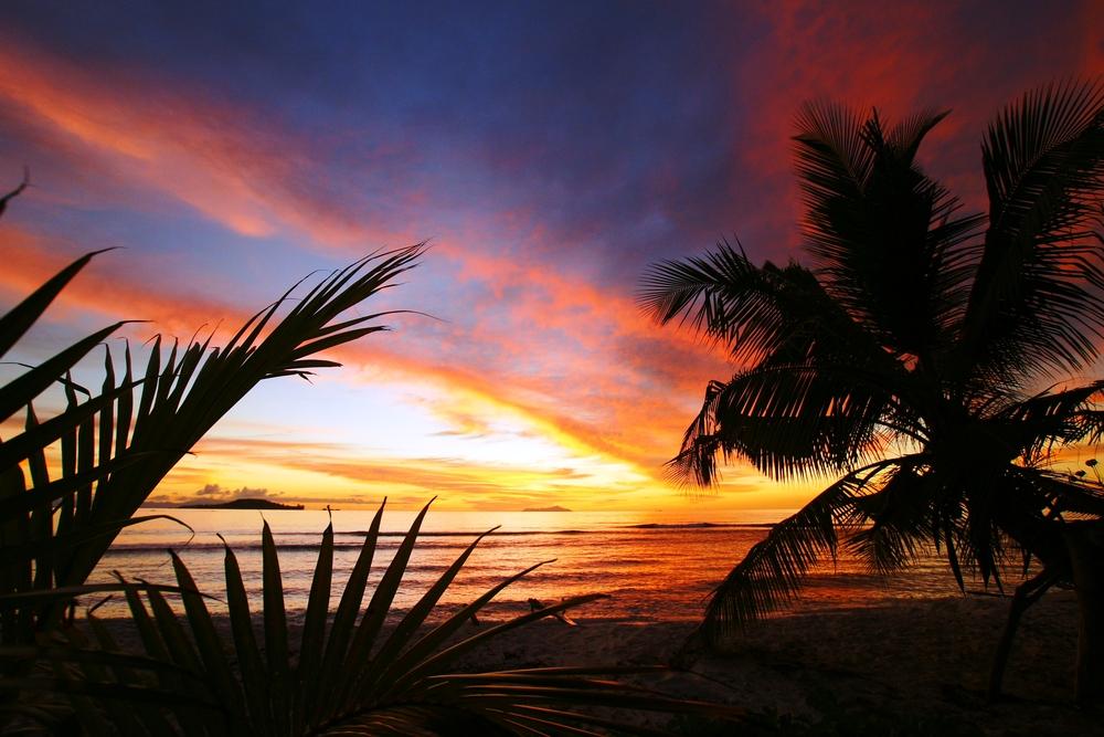 Silhouette Island...