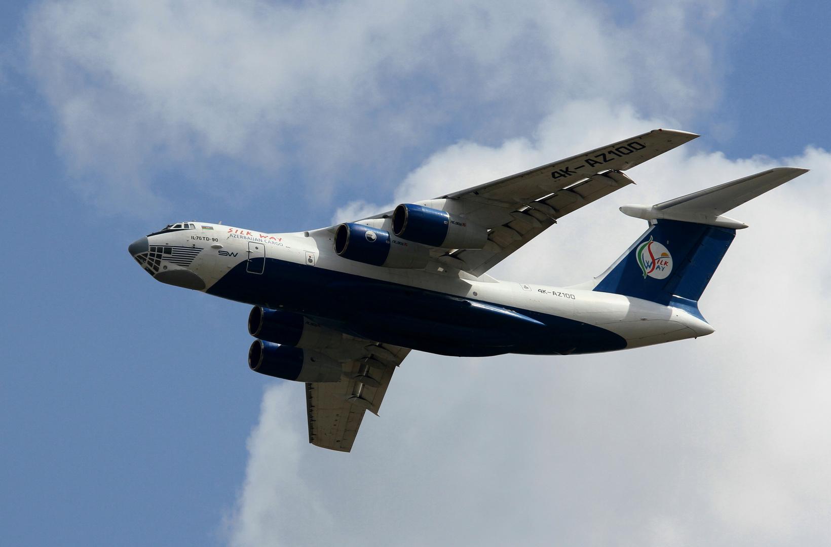 Silk Way Airlines 4K-AZ 100