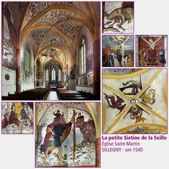 Sillegny · Église Saint-Martin I