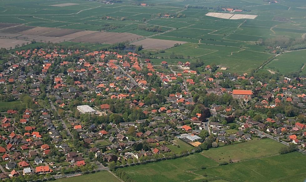 Sillenstede, unser Dorf in Friesland