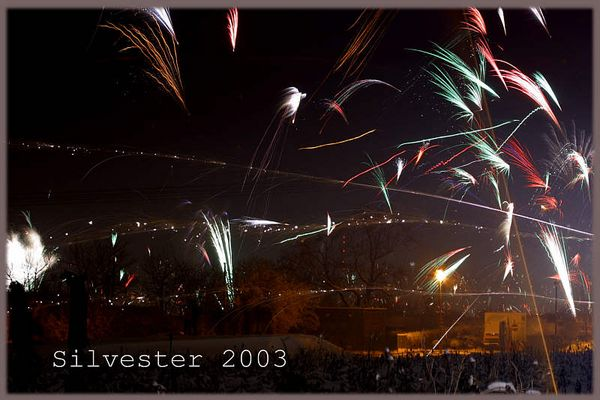 Silvester 2003