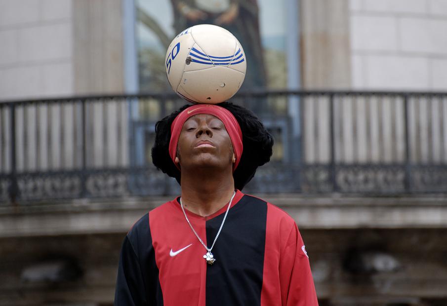 Silvester in Barcelona mit Ronaldinho