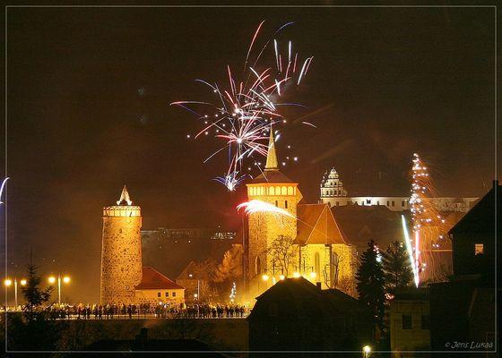 Silvester in der 1000-järigen Stadt