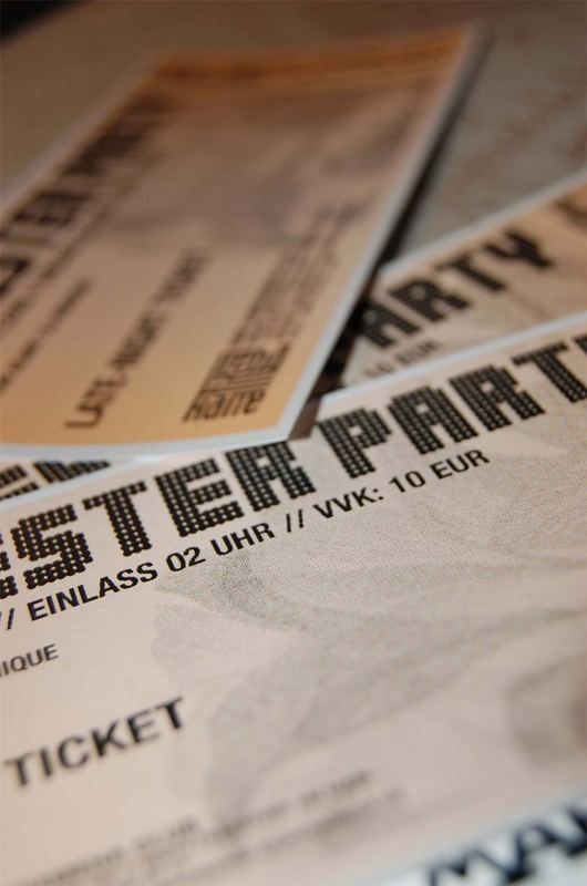 Silvester Party 31.12.05