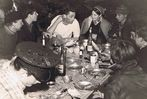 Silvesterparty 1967 in Fontainebleau (1)