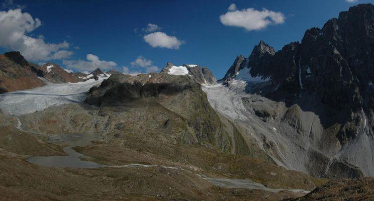 Silvretta Gletscher