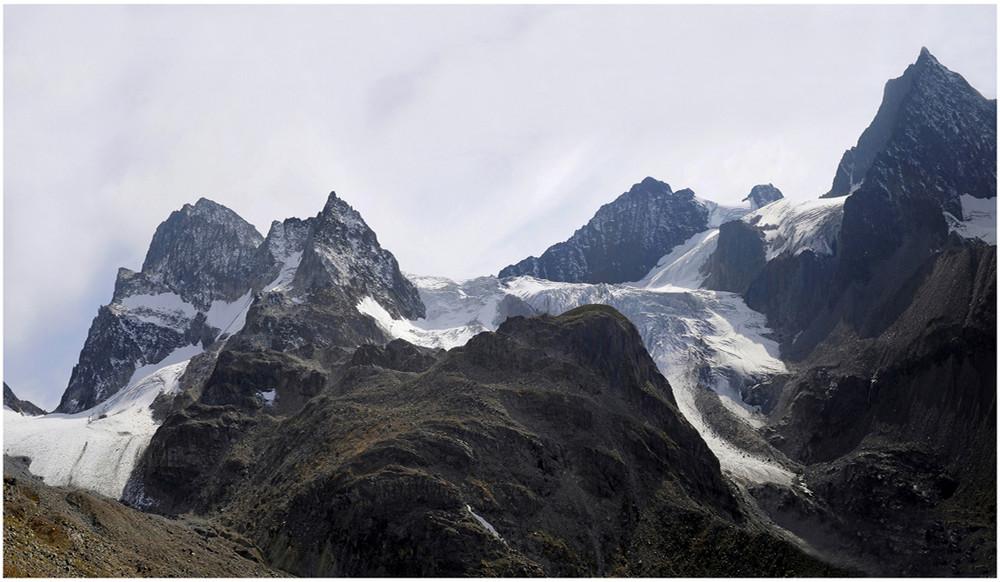 Silvretta-Pracht aus Fels und Eis