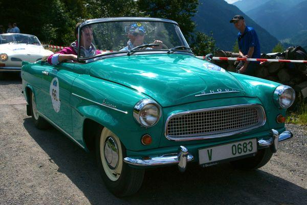 silvretta Rallye 2011..