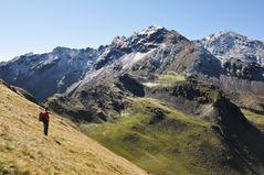 Silvrettagruppe Vorarlberg