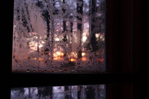 Silvster in Kuusamo bei minus 30 Grad