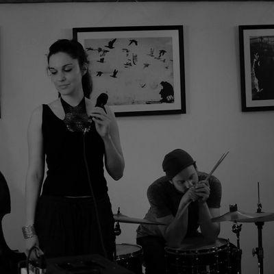 Simin Tander präsentiert von Philleicht Jazz?! am 05.04.14 im Sinnbild