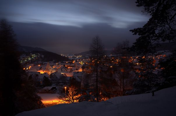 Simmersbach @Night...