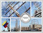 SIMON BOLIVAR (Venezuela) zu Besuch in Bremerhaven!