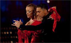Simon Reuter und Julia Niemann beim Tango 2