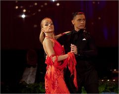 Simon Reuter und Julia Niemann beim Tango 3