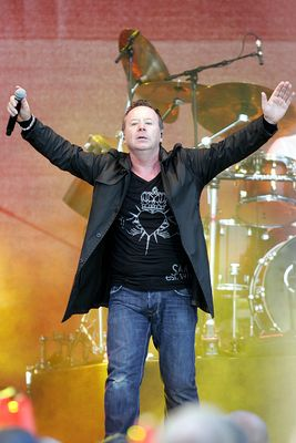Simple Minds in Büsum (1)