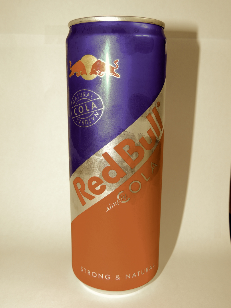 Simply Cola - Red Bull Cola
