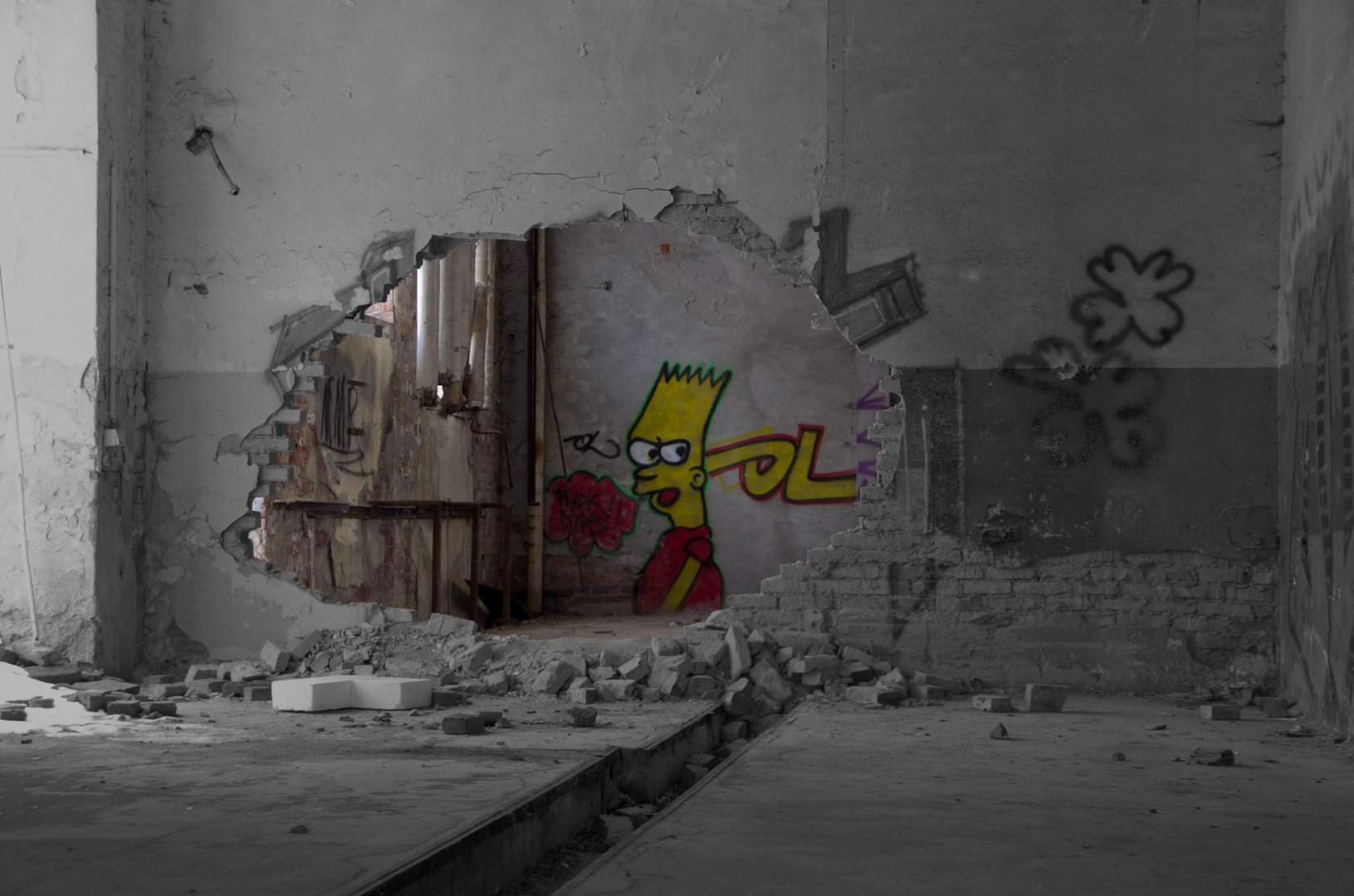 Simpsons überall...