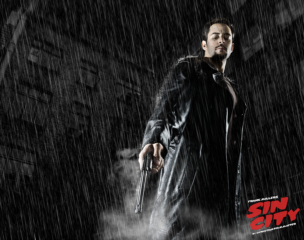 Sin CIty - HELL OF A WAY TO END A PARTNERSHIP