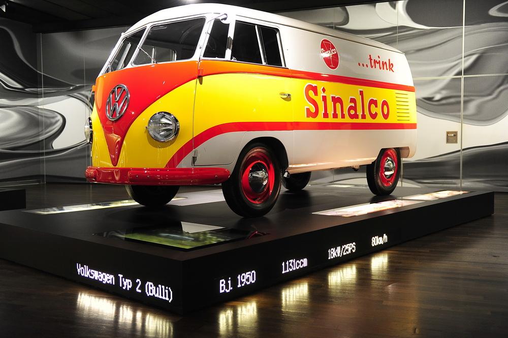 Sinalco VW-Bus