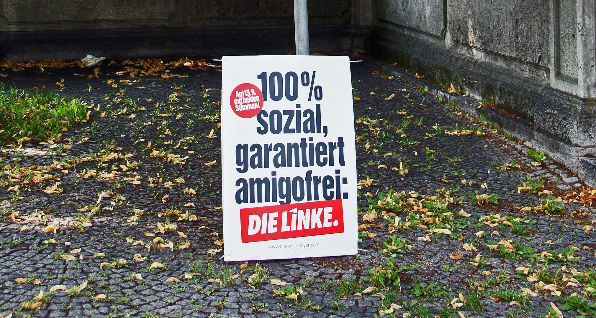 .....  sind die schon so ratlos, dass Sie in Bayern Stimmen fangen müssen ?