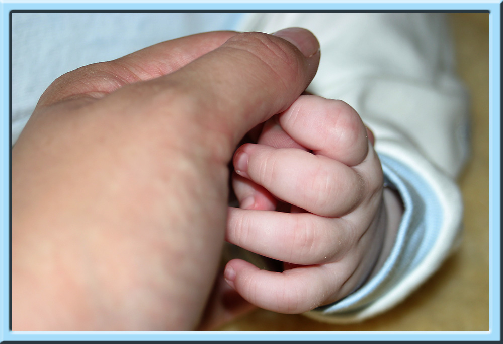 Sind so kleine Hände