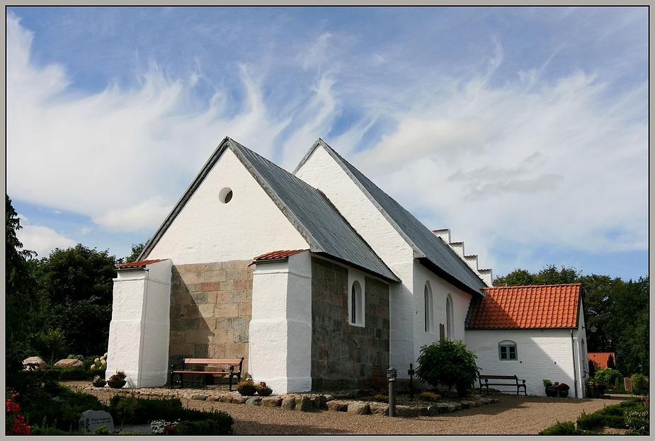 Sindal Gamle Kirke
