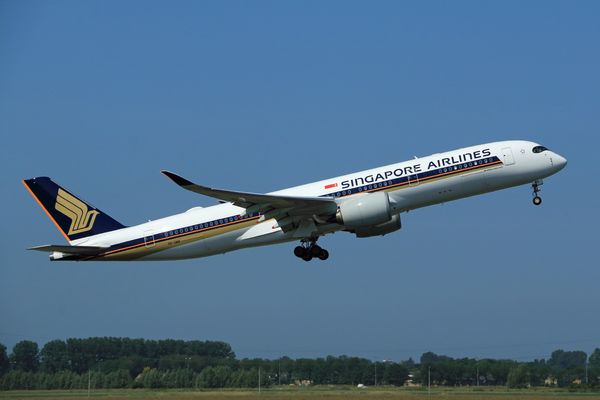 Singapore Airlines A359XWB