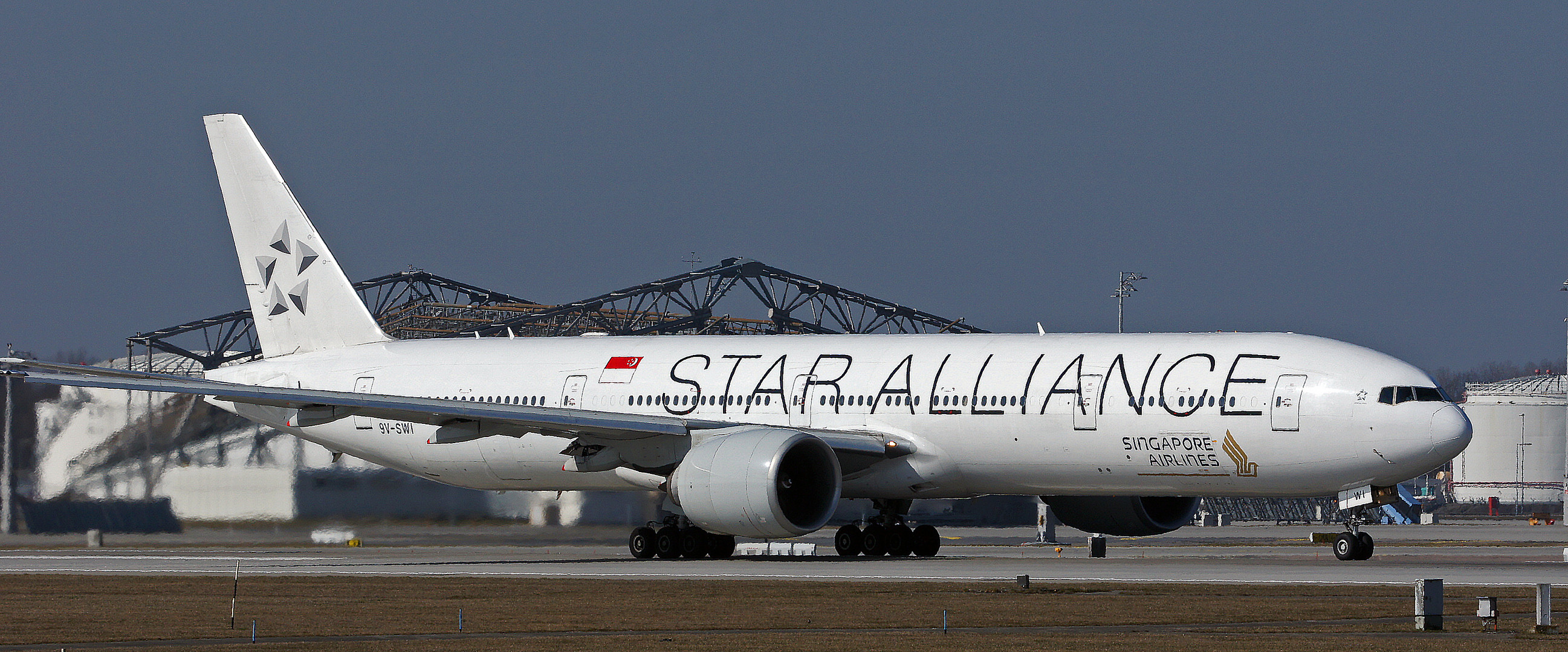 SINGAPORE AIRLINES / STAR ALLIANCE
