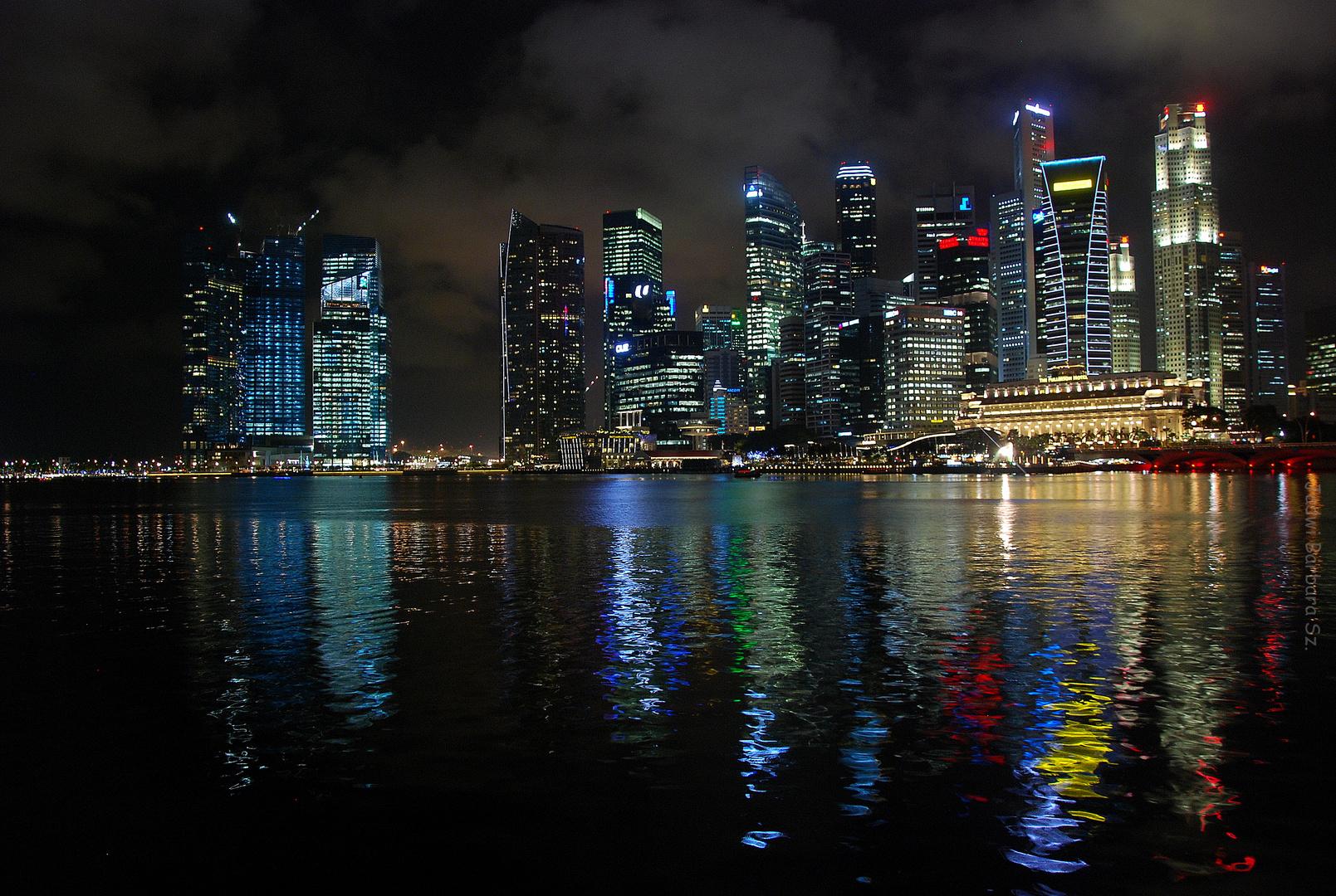 Singapore by night II