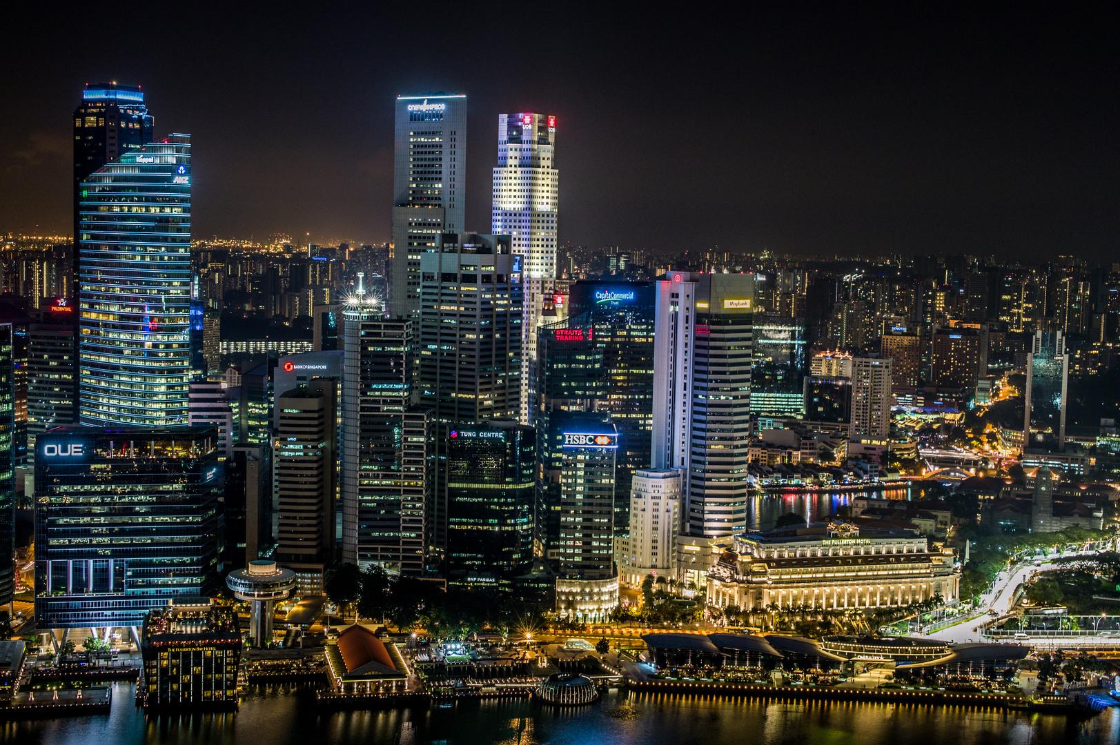 Singapore by Night (VIII)