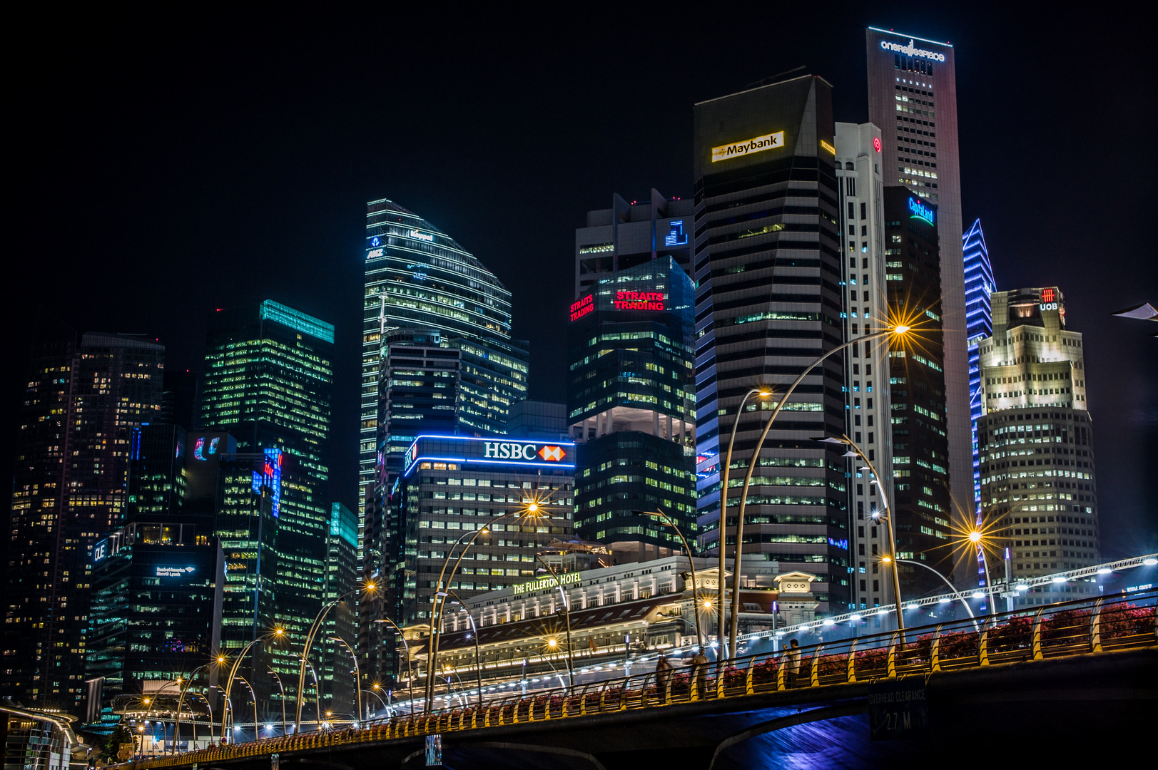 Singapore by Night (XI)
