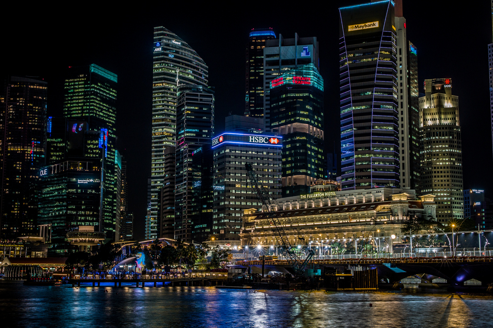 Singapore by Night (XIII)