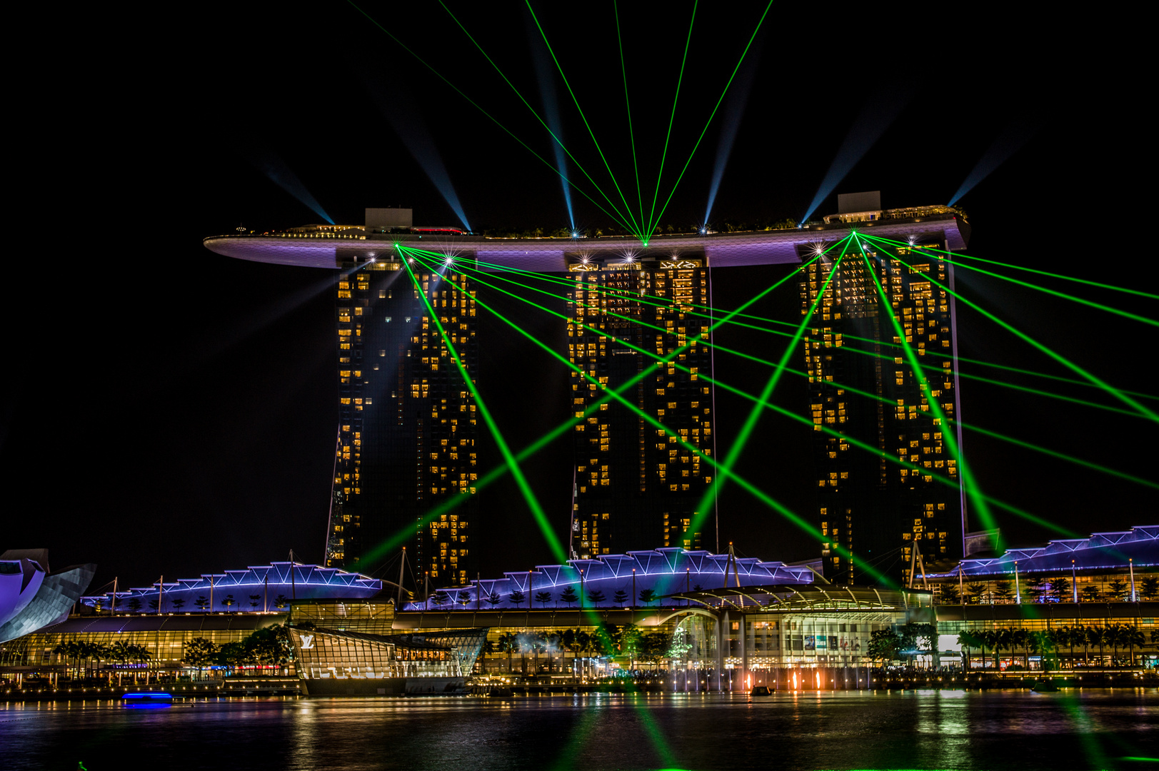 Singapore by Night (XIV)