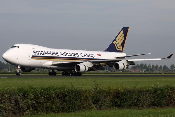 Singapore Cargo B747