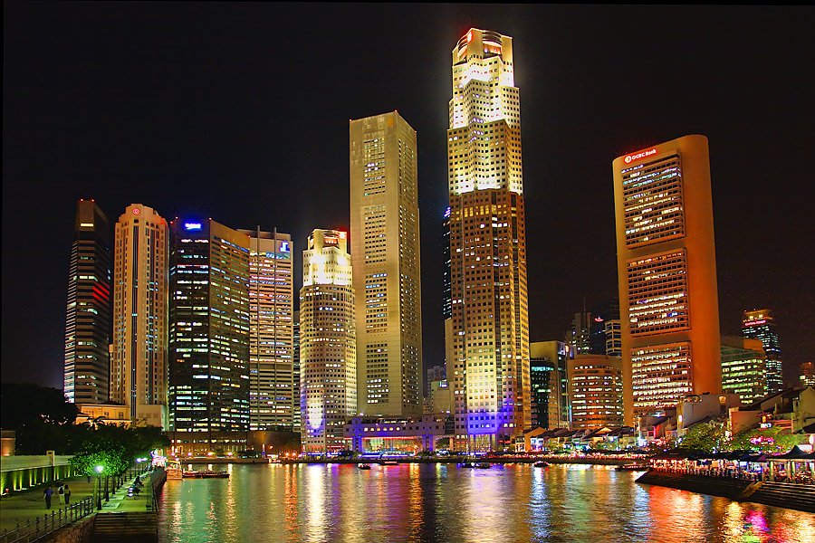 Singapore - Clarke Quay