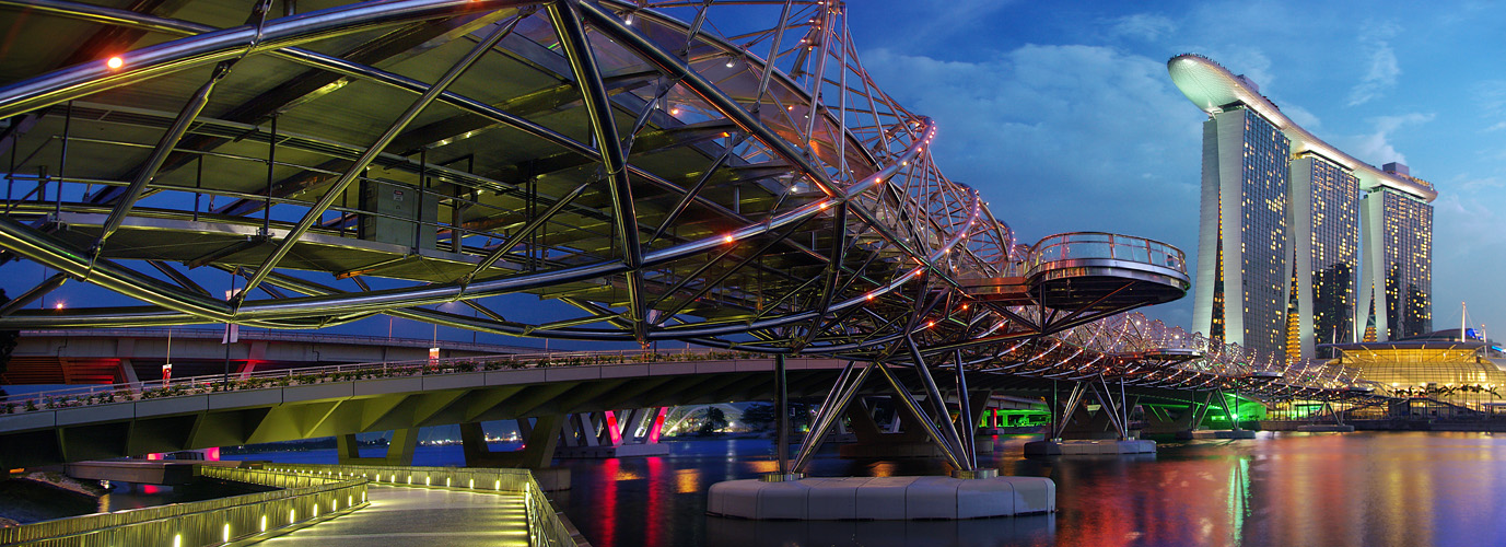 Singapore DNA...