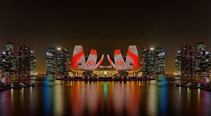 Singapore mal anders